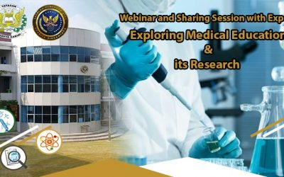 SMA Pradita Dirgantara Holds a Webinar and Sharing Session with Expert: Exploring Medical Education and its Research