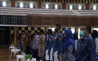 SMA Pradita Dirgantara Have Visit from the Air Force Academy (AAU)