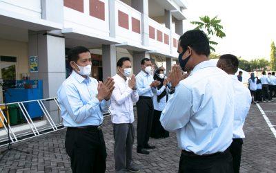 Halal Bi Halal Keluarga Besar SMA Pradita Dirgantara
