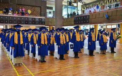 SMA Pradita Dirgantara Gelar Wisuda Pertama Bagi 149 Siswa Tahun Pelajaran 2020/2021