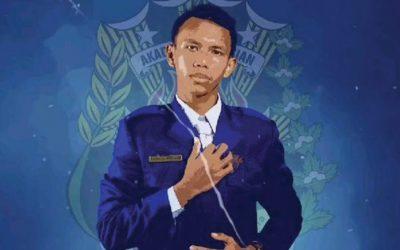 Naufal Aji Fitrianto, Alumni SMA Pradita Dirgantara Lolos Seleksi Akpol 2021