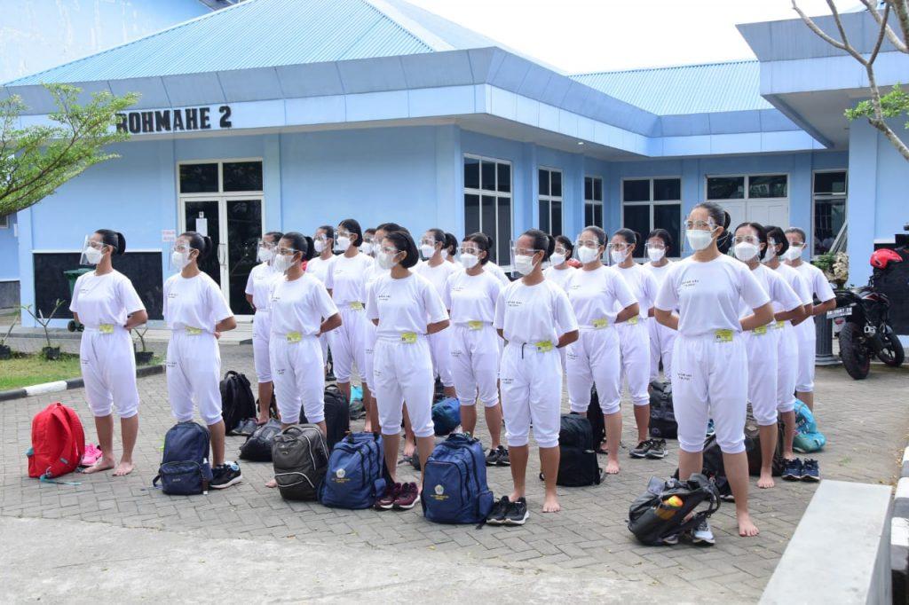 20 Alumni SMA Pradita Dirgantara Lolos Seleksi Calon Taruna Taruni AAU