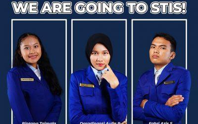3 Alumni Lolos Sekolah Kedinasan BPS