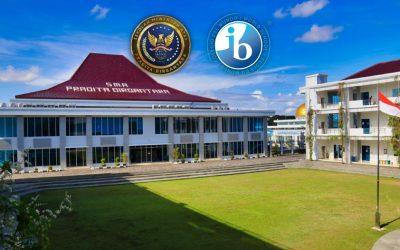 Resmi, SMA Pradita Dirgantaramenjadi International Baccalaureate World School